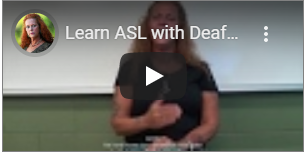 Deaf Woman Offers Free Virtual ASL Classes During Pandemic