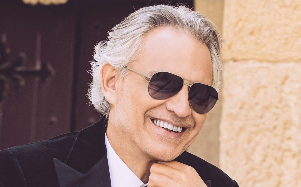 Andrea Bocelli, Celebrating His 40th Birthday, Opens Up About His Blindness