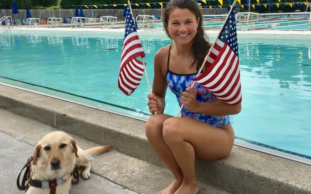 Deaf-Blind Athlete Quits Team USA After She's Told She Can't Bring an Assistant