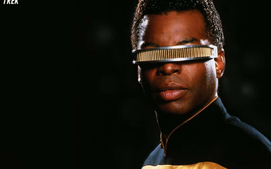 Star Trek: How Geordi La Forge Ditched His Iconic Visor and Got His Eyesight Back