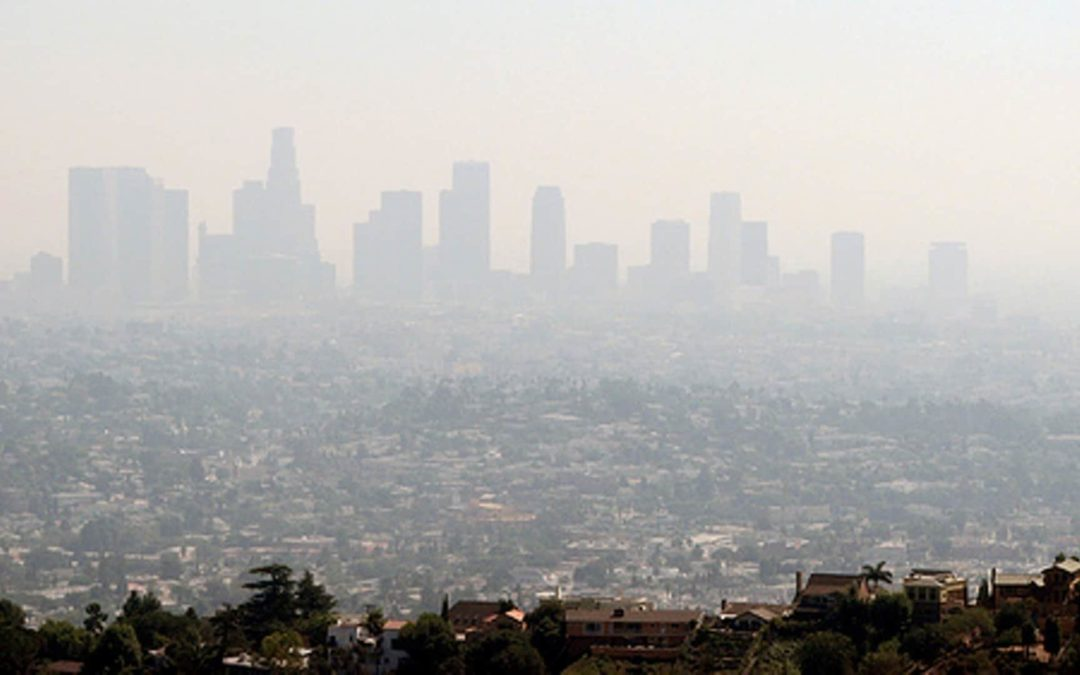 New Study Links Air Pollution to Vision Problems