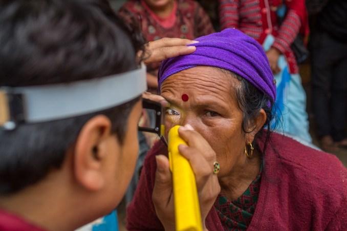 Myanmar Eliminates Trachoma
