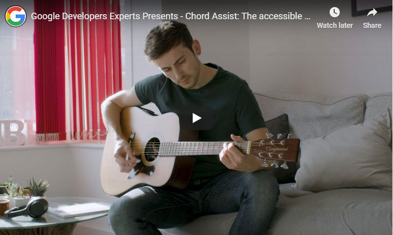 New Technology Makes Guitar Accessible to Blind and Deaf Players