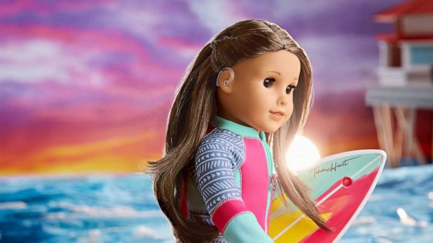 New American Girl Doll for 2020 Wears a Hearing Aid