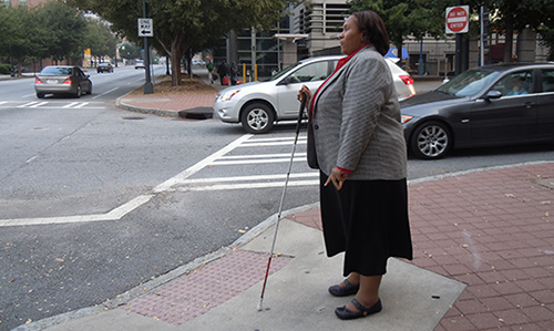 The Pandemic Has Made the Streets More Dangerous for Blind People