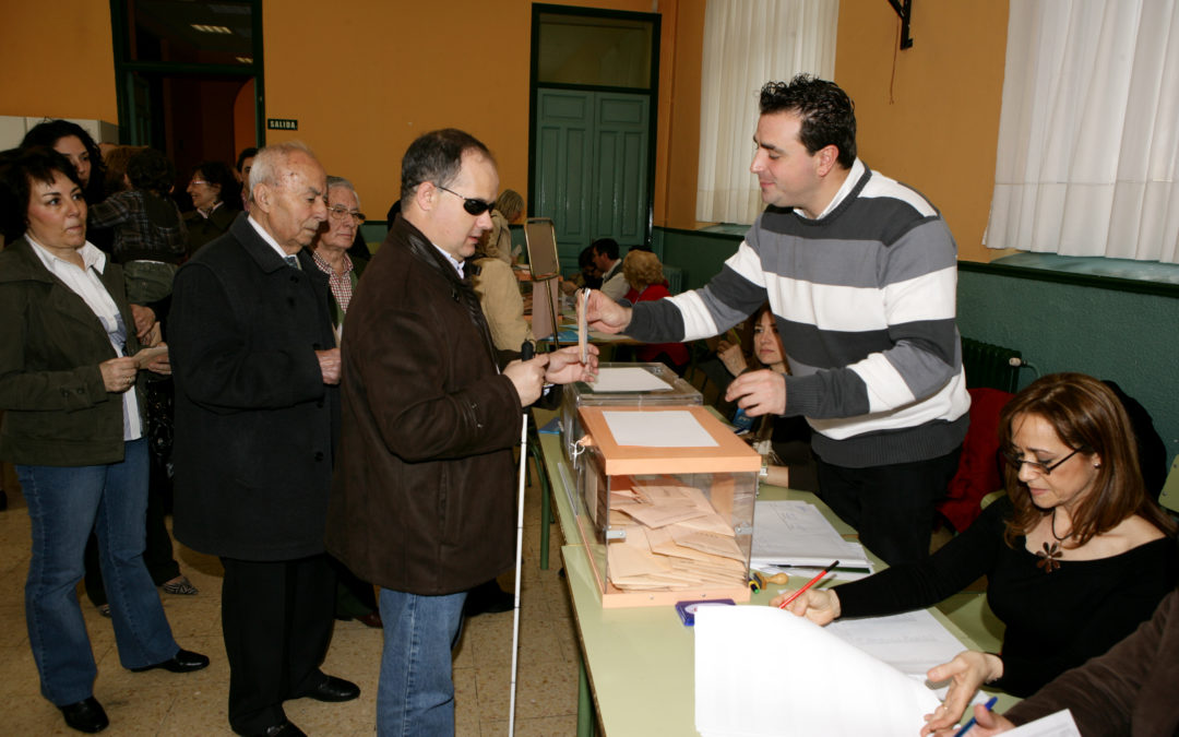 For the Visually Impaired, Ballots Are Not So Secret
