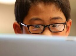 Parents in China Fear Online Classes Will Harm Kids' Eyesight