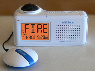 Smoke Alarms for the Deaf and Hard of Hearing Save Lives