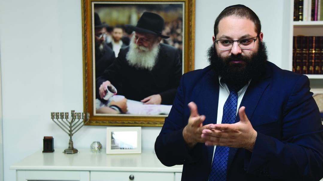 Deaf Rabbi Translates Torah Into Sign Language