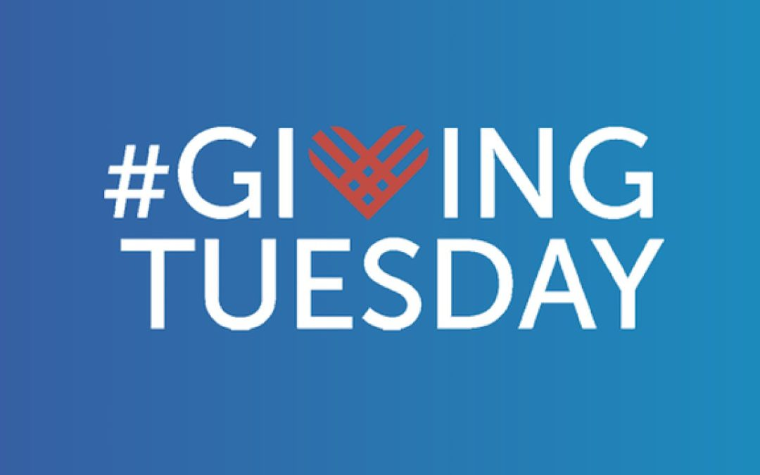 Don't Forget Giving Tuesday!