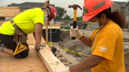 Habitat for Humanity Provides Single Mom With a Special Home