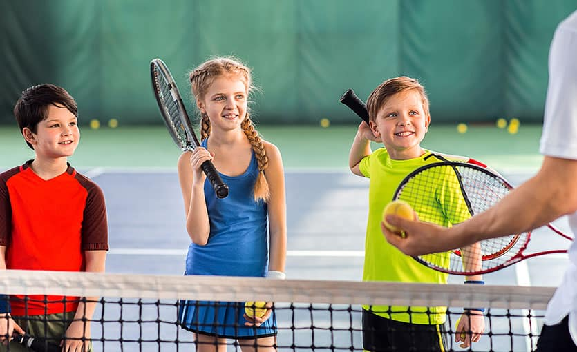 Tennis Is Good for Deaf and Hard-of-Hearing Kids, Pro Says