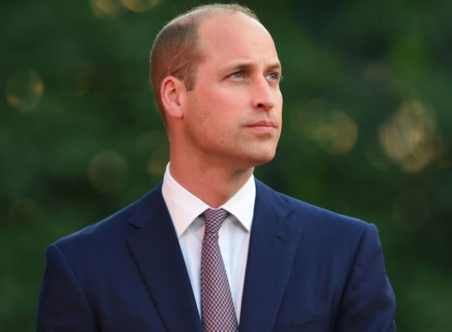 Prince William's Poor Eyesight Saves Him From Anxiety
