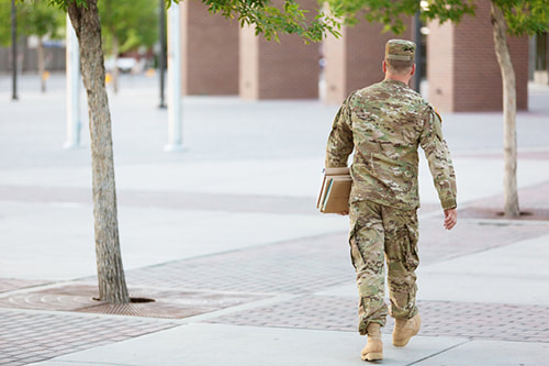 Deaf Veterans Face Barriers on College Campuses