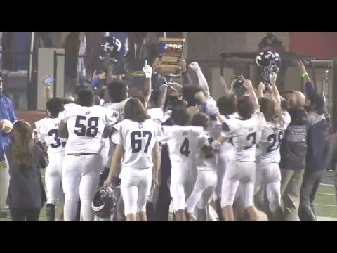 Texas School for the Deaf Football Team Wins State Title for the First Time in History