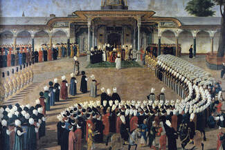 The Secret Sign Language of the Ottoman Court